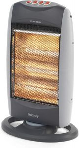 Beldray EH0197S2STK Portable Halogen Heater
