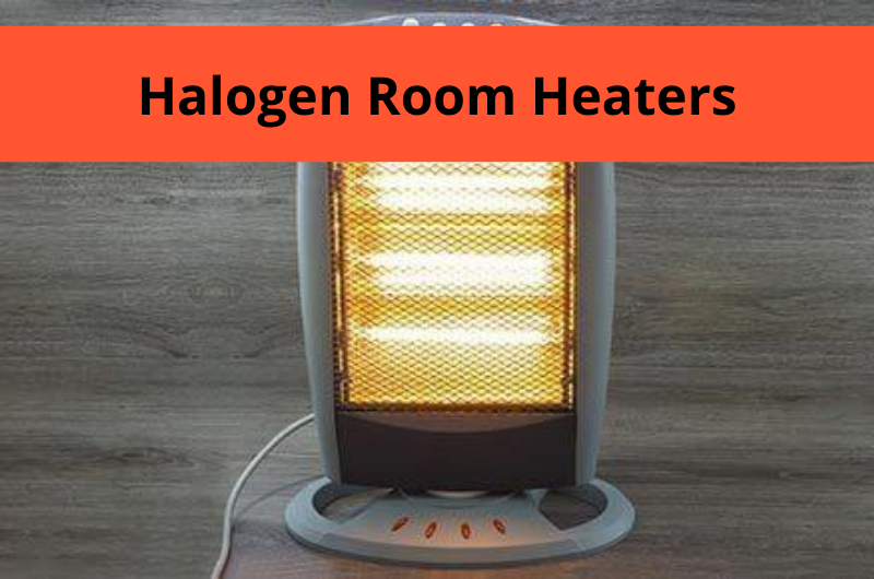 halogen room heaters