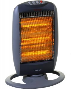 Marko Portable Halogen Electric Heater 1.2kW