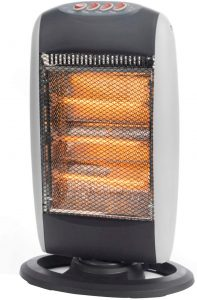 Prolectrix EH0197S Halogen Heater